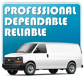 Professional Dependable Reliable Service in Ventura