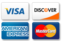 We Accept All Major Credit Cards in 93004