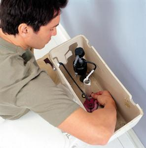 Our Plumbing Team in Ventura Fixes Leaky Toiets